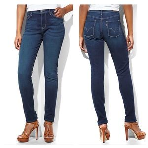 2/$30🍑 NWOT LEVI'S 512 Perfectly Slimming Skinny